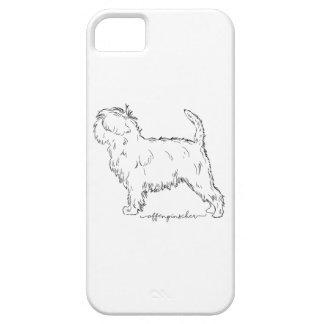 Affenpinscher sketch iPhone 5 cover