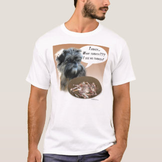 Affenpinscher Turkey T-Shirt