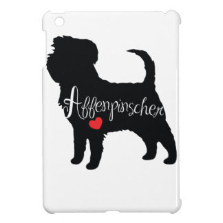 Affenpinscher with Heart Dog Breed Puppy Love iPad Mini Covers