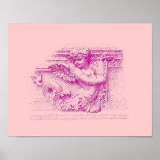 Affiche 14x11 de ~ d'ange de mer