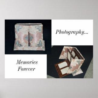 Affiche/album photos antique/souvenirs