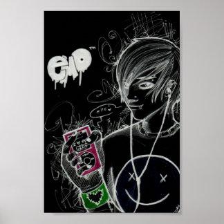 Affiche d Emo