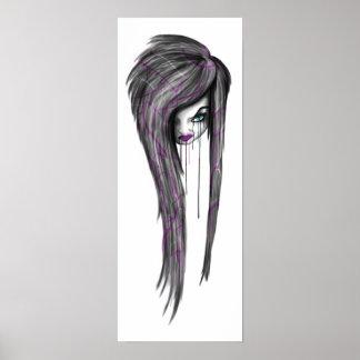 affiche de coiffure