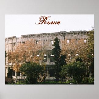 """Affiche """"de Colliseum romain"""""""