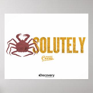 Affiche de Crabsolutely