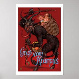 Affiche de Krampus