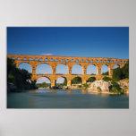 Affiche de la Provence - du Pont du le Gard