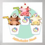 Affiche de Moos de milkshake