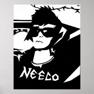 Affiche de Neeco