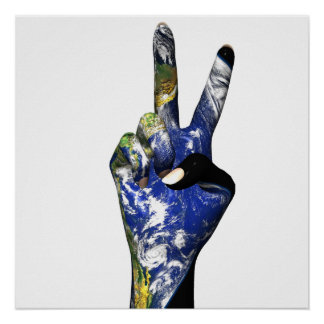 Affiche de paix