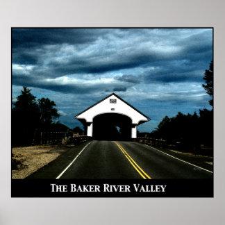 Affiche de River Valley de Baker
