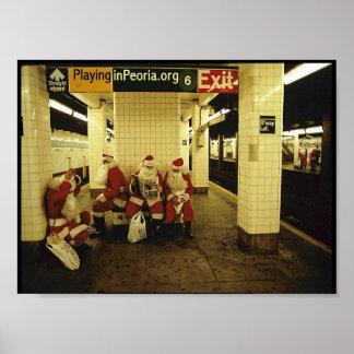 Affiche de Santa