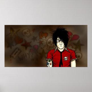 Affiche d'enfant de Forumwarz Emo