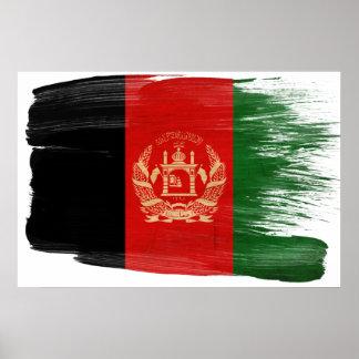 Affiches de drapeau de l'Afghanistan