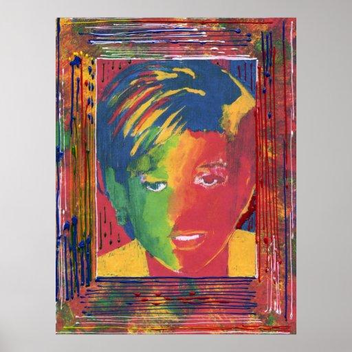 Affiches maximum de collage de princesse Diana de
