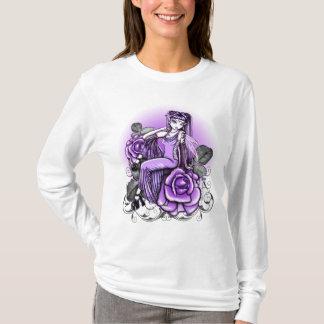 Affinity Violet Rose Fairy Top