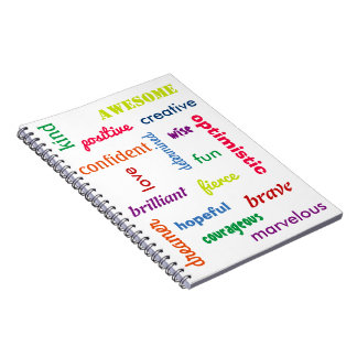 Affirmation Notebook