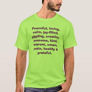 Affirming t-shirt for Kids