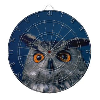 Affordable Owl Holiday Gift Dartboards