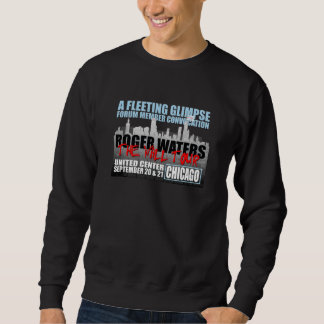 AFG Chicago Convocation Mens Black Sweatshirt
