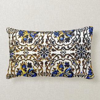 Afghan Bedcover Lumbar Pillow