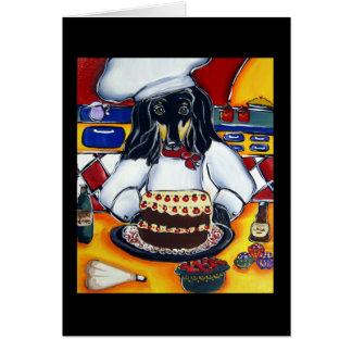 Afghan Chef Card