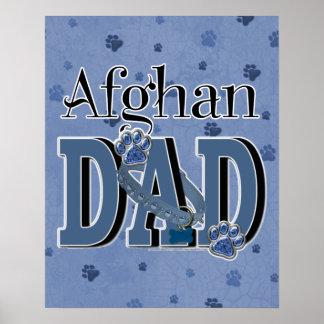 Afghan DAD Print