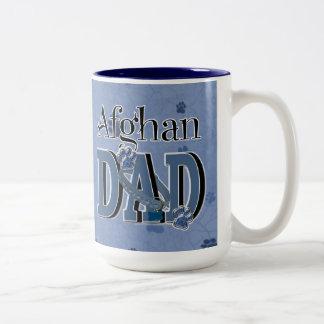 Afghan DAD Two-Tone Mug