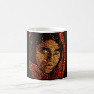 Afghan Girl Reveal Mug