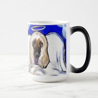 Afghan Hound Angel Magic Mug
