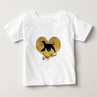 Afghan Hound Baby T-Shirt