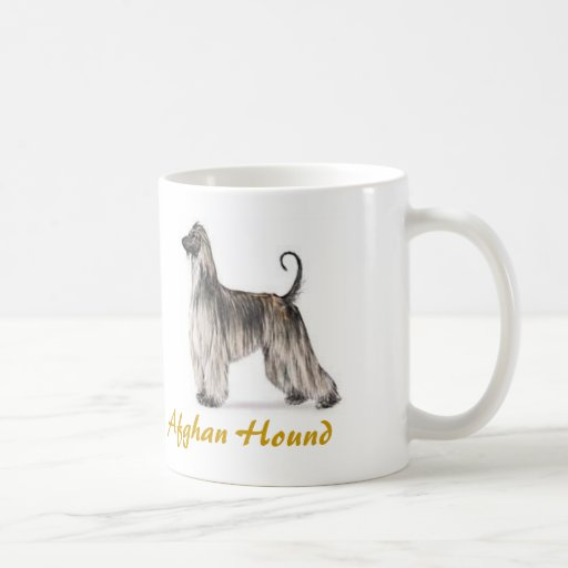 Afghan Hound, Dog Lover Galore! Coffee Mugs