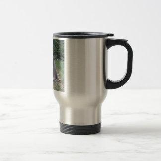 Afghan Hound Dog Travel Mug