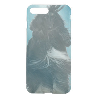 Afghan Hound Wind and Rain Blown iPhone 8 Plus/7 Plus Case