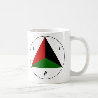Afghan National Army Air Force Roundel Coffee Mug