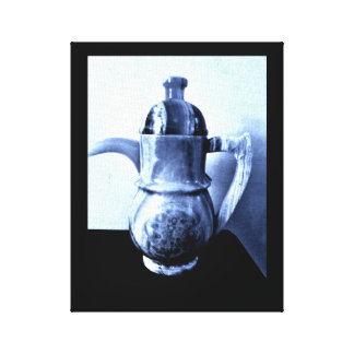 Afghan Tea Vessel Canvas Print