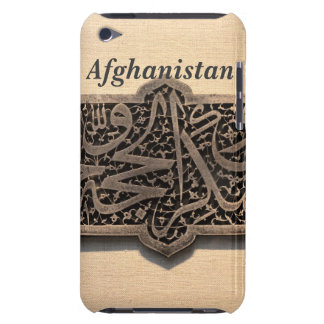 Afghanistan Art Barely There iPod Cover