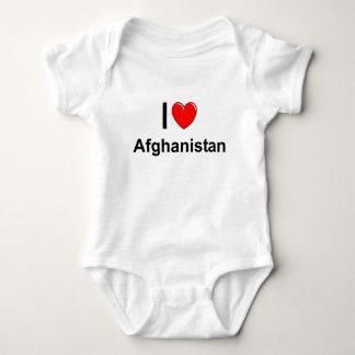 Afghanistan Baby Bodysuit