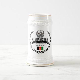 Afghanistan Beer Stein