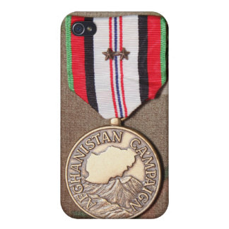 afghanistan campaign medal cases for iPhone 4