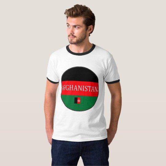 Afghanistan Designer T-Shirt