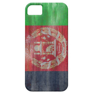 Afghanistan distressed flag iPhone 5 case