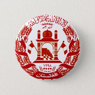 afghanistan emblem 2 inch round button