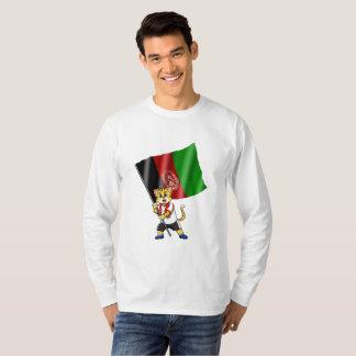 Afghanistan fan cat T-Shirt