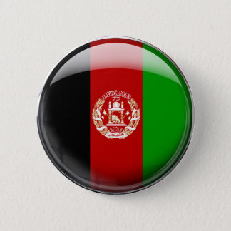 Afghanistan Flag 2 Inch Round Button