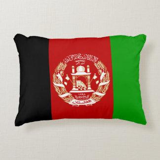 Afghanistan Flag Decorative Pillow