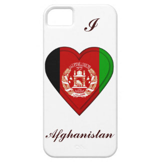 Afghanistan Flag iPhone 5 Cover