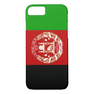 Afghanistan Flag iPhone 8/7 Case