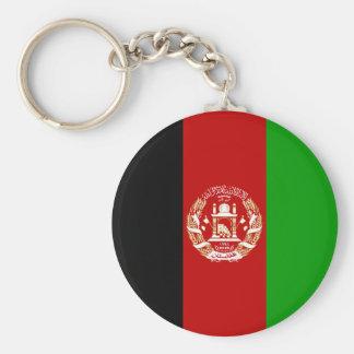 Afghanistan Flag Keychain