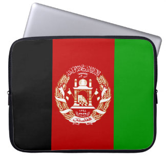 Afghanistan Flag Laptop Sleeve